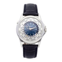 Patek Philippe Platinum 39.5mm Automatic 5130P-001 pre-owned
