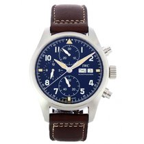 IWC Steel 41mm Automatic IW387903 SPITFIRE new