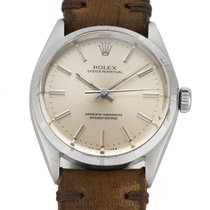 Rolex 1003 Steel Oyster Perpetual 34 34mm pre-owned United States of America, New York, New York