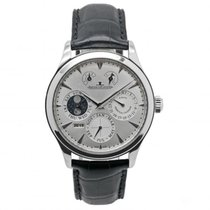 Jaeger-LeCoultre Master Eight Days Perpetual Zeljezo 40mm Srebro