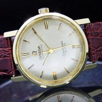 Omega Seamaster DeVille Yellow gold 31mm Gold No numerals India, Mumbai