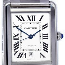 Cartier Tank Solo Steel 41mm Silver United States of America, Florida, 33431