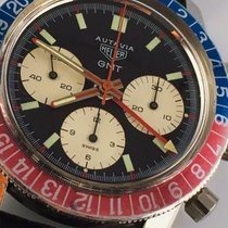 Heuer Steel 41mm Manual winding 2446C pre-owned