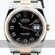 Rolex Datejust 36mm Noir