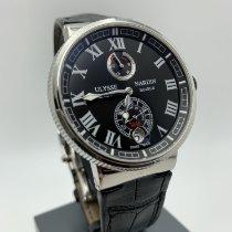 Ulysse Nardin Marine Chronometer Manufacture 1183-126 2016 gebraucht