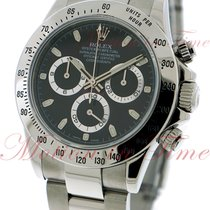 Rolex Daytona 116520 blk pre-owned