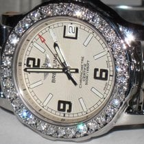 Breitling Colt Oceane Steel 33mm White Arabic numerals United States of America, New York, NEW YORK CITY