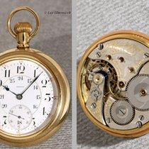 Omega Ls. Brandt & Frère S.A. caliber 20, Grade CCR pocket watch