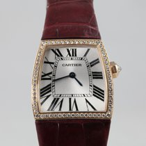 Cartier La Dona Large (27x29mm) Rose Gold with Diamonds