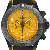 Breitling Avenger Hurricane 50mm Yellow United States of America, New York, Airmont