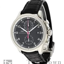 IWC Steel 45.4mm Automatic IW3902-10 pre-owned United States of America, New York, Hartsdale