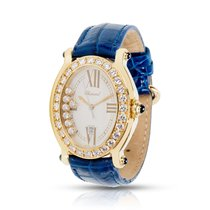 Σοπάρ (Chopard) Happy Sport 27/7000-23/11 Quartz 18kt Yellow...