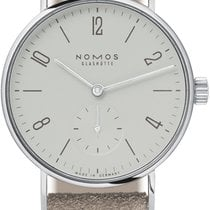 NOMOS Tangente 33 Steel 32.8mm Silver United States of America, New York, Airmont