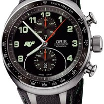 Oris TT3 Titanium Black United States of America, New York, Brooklyn