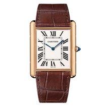 Cartier Tank Louis De Cartier Extra-Flat Watch W1560017