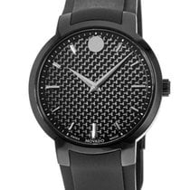 Movado Gravity Steel No numerals United States of America, New York, Brooklyn