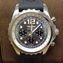Breitling Chronospace Automatic Grey Dial - Box & Papers 2016