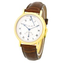 Breguet 18K Yellow Gold 39mm Classique Retrograde Seconds...