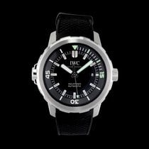 IWC Aquatimer Automatic Steel Black United States of America, California, San Mateo