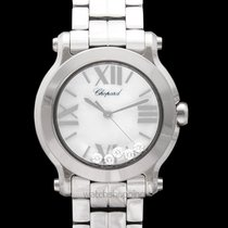 Chopard Happy Sport Steel 30mm Mother of pearl United States of America, California, San Mateo