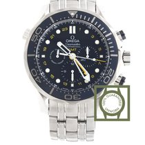 Omega Seamaster Diver GMT Chronograph 44mm