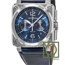 Bell & Ross BR 03-94 Chronographe Acier 42mm Bleu Belgique, Antwerp