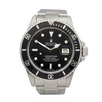 Rolex Submariner Stainless Steel Men's 16800 - W5292