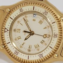 Ebel Yellow gold 31mm Quartz Discovery pre-owned