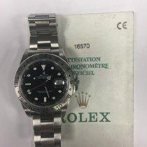 Rolex Explorer II new 40mm Steel