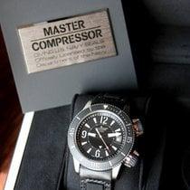 Jaeger-LeCoultre Master Compressor Diving Alarm Navy SEALs Titane Noir