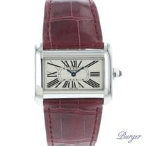 Cartier Tank Divan tweedehands 31.3mm Staal