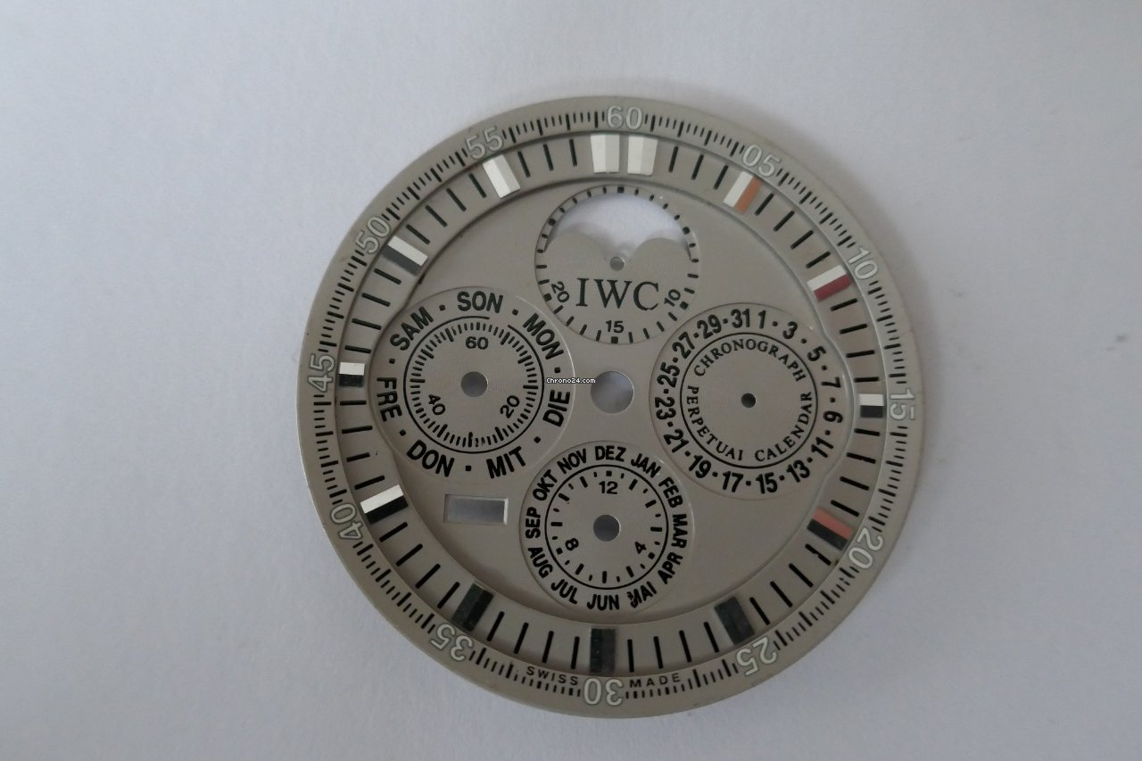 IWC GST folosit