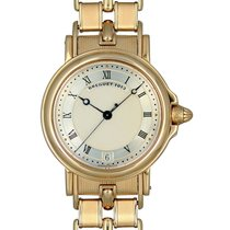 Breguet Marine Yellow gold 33mm Silver United States of America, California, Beverly Hills