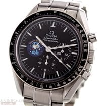 Omega Chronograph 41mm Manual winding 2006 pre-owned Speedmaster (Submodel) Black