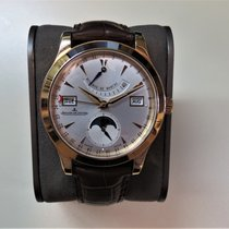 Jaeger-LeCoultre new Automatic Display Back Small Seconds 40mm Rose gold Sapphire Glass
