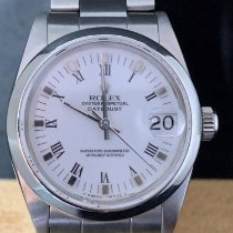 Rolex Lady-Datejust Acero 31mm Romanos