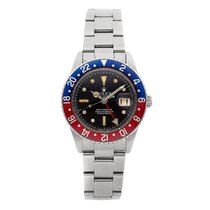 Rolex 6542 Steel GMT-Master 40mm pre-owned