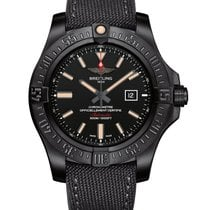 Breitling Avenger Blackbird Titanium 48mm Black United States of America, Iowa, Des Moines