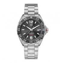 TAG Heuer Formula 1 Calibre 5 new 2020 Automatic Watch only WAZ2011.BA0842