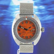 Doxa Sub Acier 42mm Orange