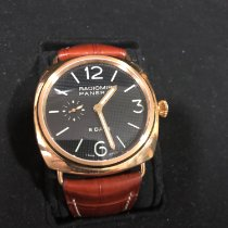 Panerai Special Editions Or rose 45mm Noir France, Maison-Alfort