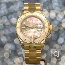 Rolex Yacht-Master 40 Yellow gold