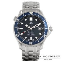 Omega Seamaster Diver 300 M 25318000 1999 pre-owned