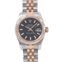 Rolex Lady-Datejust 26mm Negro