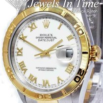 Rolex Datejust Turn-O-Graph Steel 36mm White Roman numerals United States of America, Florida, 33431