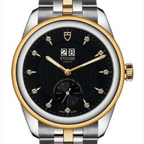 Tudor Glamour Double Date 57103-0004 new