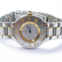 Cartier 21 Must de Cartier PL337896 pre-owned