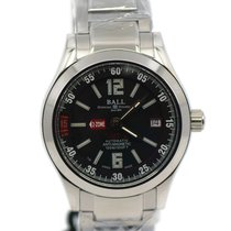 Ball Engineer Master II GM1032C-S1AJ-BK New Silver 40mm Automatic United States of America, New York, New York