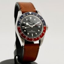 Tudor Black Bay GMT Stål 41mm Svart Ingen tall