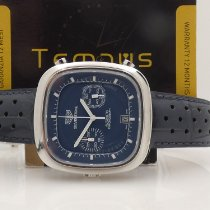 TAG Heuer Silverstone Staal 42mm